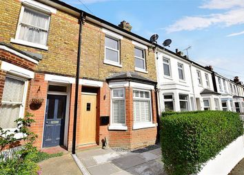 Thumbnail 2 bedroom terraced house for sale in Ormonde Road, Hythe, Kent