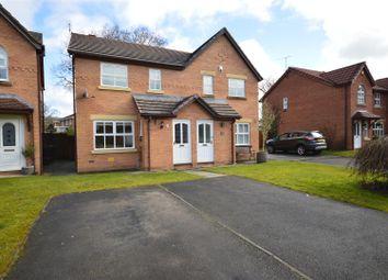 Thumbnail 3 bed semi-detached house for sale in Wheatfield Close, Great Sutton, Ellesmere Port