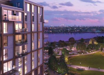 Thumbnail 2 bed flat for sale in Kingly Building, Woodberry Down, Manor House, London
