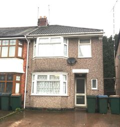 Thumbnail 3 bed semi-detached house to rent in Torcross Avenue, Coventry