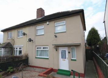 Thumbnail 2 bedroom semi-detached house for sale in Neville Road, Lemington, Newcastle Upon Tyne