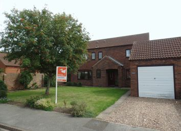Thumbnail 4 bed detached house to rent in The Grove, Newton-On-Trent, Lincoln
