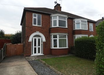 Thumbnail 3 bed semi-detached house to rent in Sprotbrough Road, Sprotbrough, Doncaster