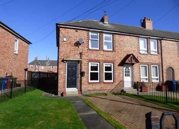 Thumbnail 2 bed terraced house for sale in Clipstone Avenue, Newcastle Upon Tyne