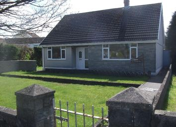 Thumbnail 2 bedroom bungalow to rent in Factory Road, Pembrey, Burry Port