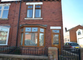 Thumbnail 2 bed end terrace house for sale in Westfield Lane, South Elmsall, Pontefract