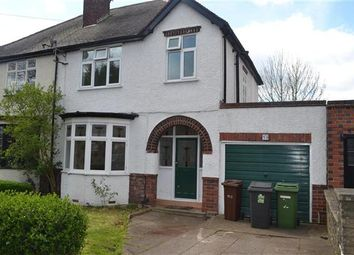 Thumbnail 3 bedroom semi-detached house to rent in Goldthorn Avenue, Wolverhampton