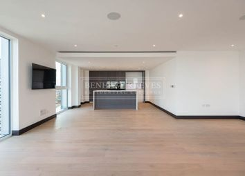 Thumbnail 3 bed flat to rent in Sovereign Court, Hammersmith
