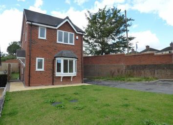 Thumbnail Detached house for sale in Hurst Close, Talke Pits, Stoke-On-Trent