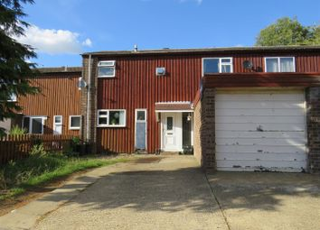 Thumbnail 3 bed terraced house for sale in Oldbrook, Bretton, Peterborough