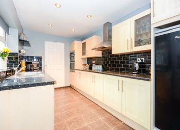 Thumbnail 2 bed end terrace house for sale in Queen Street, Pilsley, Chesterfield