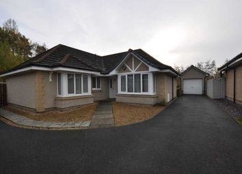 Thumbnail 3 bed detached house for sale in 13 Laird's Drive, Clackmannan, 4Eq, UK