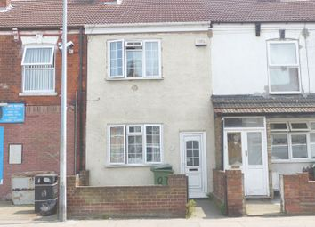 Thumbnail 3 bed terraced house to rent in Stanley Street, Grimsby