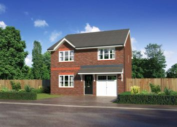 "Thumbnail 4 bedroom detached house for sale in ""Denewood"" at Callenders Green, Scotchbarn Lane, Prescot"