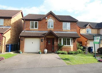 Thumbnail 4 bed detached house for sale in Burnett Way, Hartford, Huntingdon
