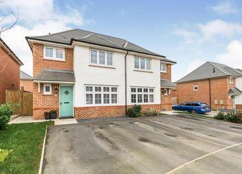 Thumbnail 3 bed semi-detached house for sale in Parkhurst Avenue, Leyland, Lancashire