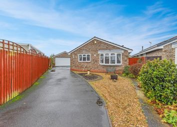 Thumbnail 3 bed detached bungalow for sale in Hawthorn Close, Great Bridgeford, Stafford