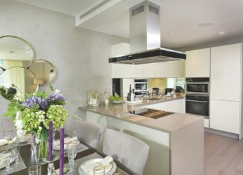 Thumbnail 3 bed flat for sale in Queenstown Road, Battersea
