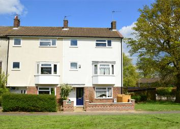 Thumbnail 4 bed end terrace house for sale in Elm Drive, Hatfield, Hertfordshire