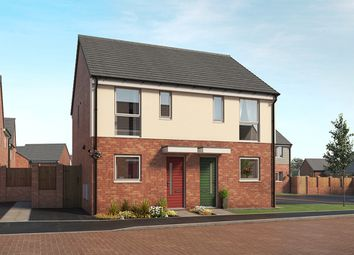 "Thumbnail 2 bed property for sale in ""The Haxby"" at Little Eaves Lane, Stoke-On-Trent"
