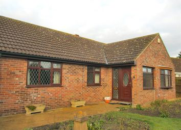 Thumbnail 3 bed bungalow to rent in Hall Park, Great Hale, Sleaford