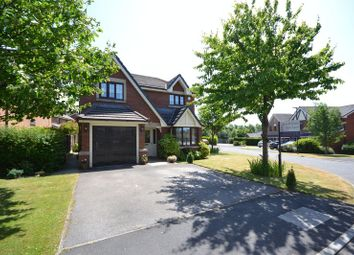 Thumbnail 4 bed detached house for sale in 9 Janes Meadow, Tarleton