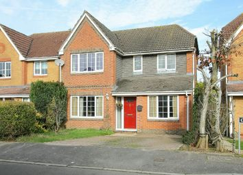 4 bed detached house for sale in Camomile Drive, Ludgershall SP11