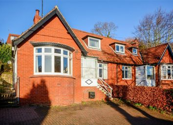 Thumbnail 3 bed semi-detached bungalow for sale in Brook Park, Briggswath, Whitby, North Yorkshire