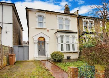 Thumbnail 6 bed semi-detached house for sale in Evering Road, London