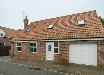 Thumbnail 3 bed detached house for sale in Cromwell Close, Patrington, East Riding Of Yorkshire