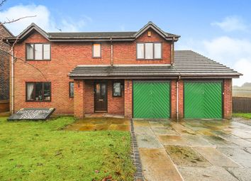 Thumbnail 5 bed detached house for sale in Billinge Road, Ashton-In-Makerfield, Wigan