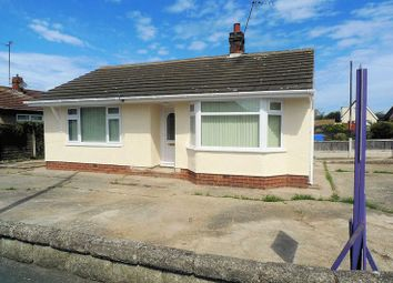 Thumbnail 2 bed detached bungalow to rent in Seabank Drive, Prestatyn