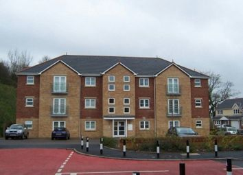 Thumbnail 1 bed flat to rent in Maes Dewi Pritchard, Brackla, Bridgend