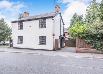 Thumbnail 5 bed link-detached house for sale in Enderby Road, Blaby, Leicester