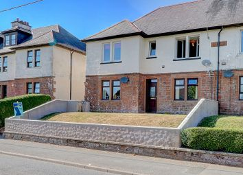 Thumbnail 2 bed flat for sale in Halliday Terrace, Lochmaben, Lockerbie