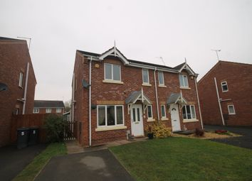 Thumbnail 3 bed semi-detached house for sale in Katrine Close, Nuneaton