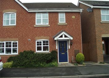 Thumbnail 2 bed semi-detached house to rent in Hawksworth Crescent, Chelmsley Wood, Birmingham