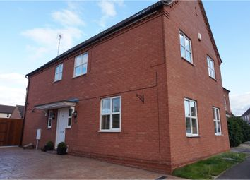 Thumbnail 6 bed detached house for sale in Johnson Way, Nottingham