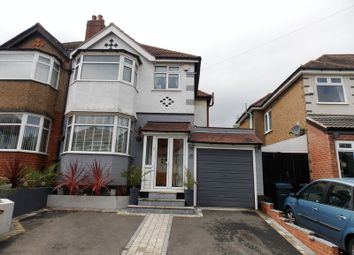 Thumbnail 3 bedroom semi-detached house to rent in Midhurst Road, Kings Norton, Birmingham