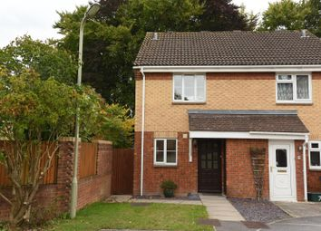 Thumbnail 2 bed semi-detached house to rent in Florence Way, Basingstoke