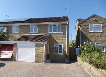 Thumbnail 3 bed semi-detached house for sale in Plantagenet Park, Yeovil