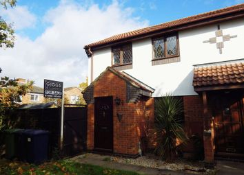 Thumbnail 1 bed flat to rent in Eayre Court, St. Neots