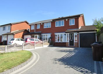 Thumbnail 3 bed semi-detached house to rent in Whittleford Grove, Birmingham