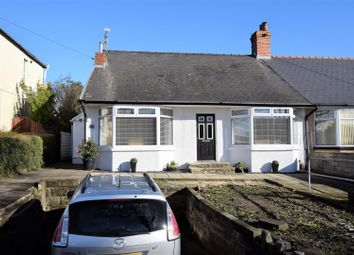 Thumbnail 3 bedroom semi-detached bungalow for sale in Pontypridd Road, Barry