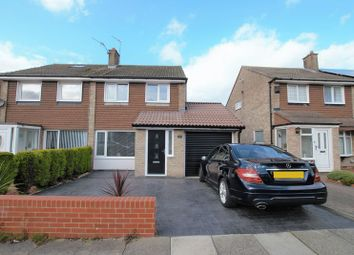 Thumbnail 3 bedroom semi-detached house to rent in Albatross Way, Blyth