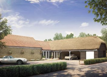 Thumbnail 4 bed barn conversion for sale in Church Lane, Upwood, Ramsey, Huntingdon