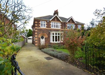 Thumbnail 3 bed property for sale in St. Giles Avenue, Scartho, Grimsby