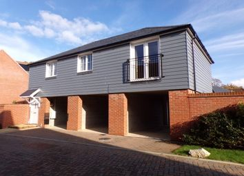 Thumbnail 2 bed maisonette to rent in Tate Close, Romsey