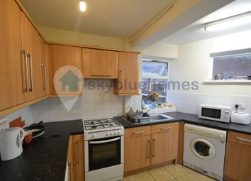 Thumbnail 4 bed terraced house to rent in Landseer Road, Leicester