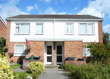 Thumbnail 1 bed flat for sale in Balmoral Way, Worle, Weston-Super-Mare